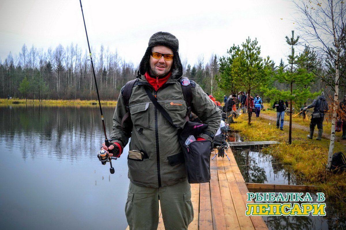 платная рыбалка в спб и обл